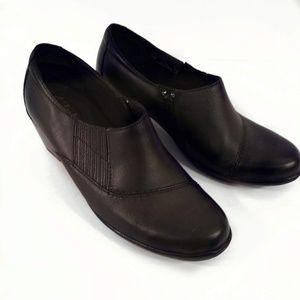NEW Clark's Bendables Women's Ankle Black Boots